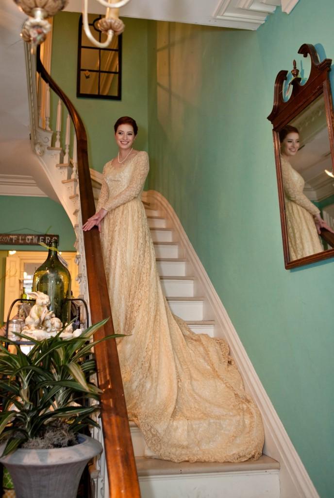Michelene looked Stunning!