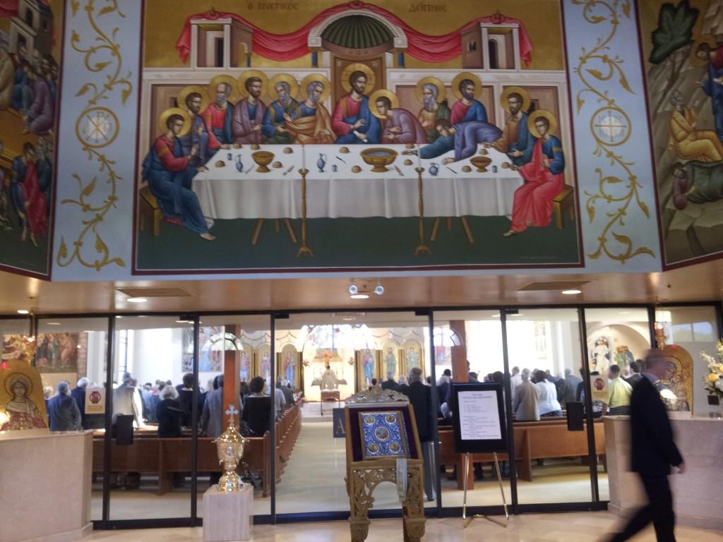 St. Barbara's