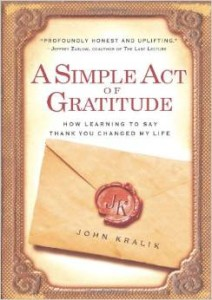 Simple Act of Gratitude