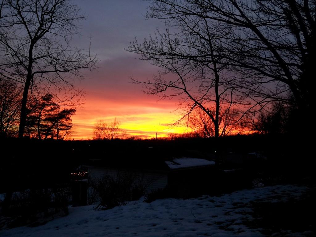 Sunset 2-7-15