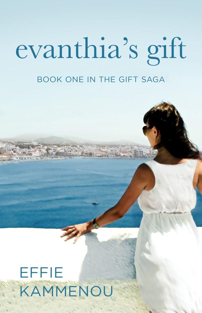 Evanthia's Gift by Effie Kammemou