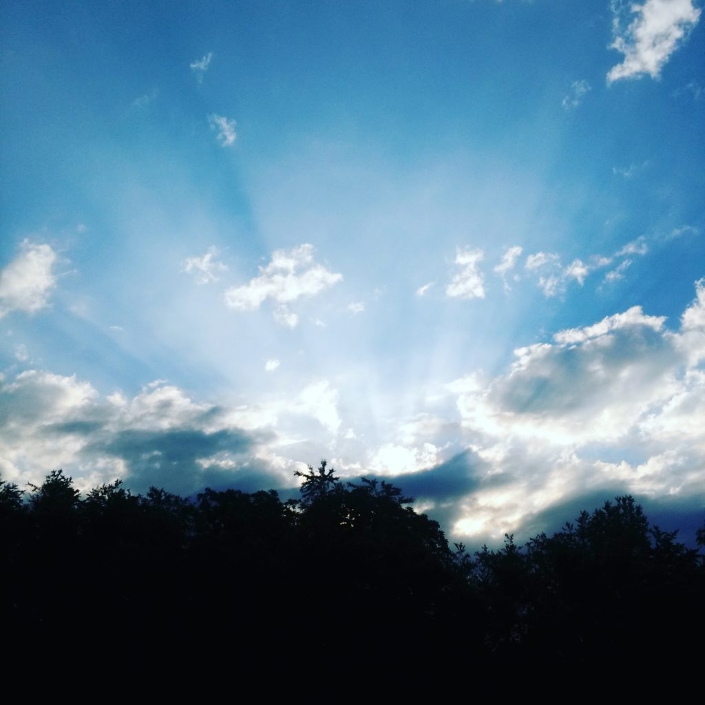 My favorite sunrise picture