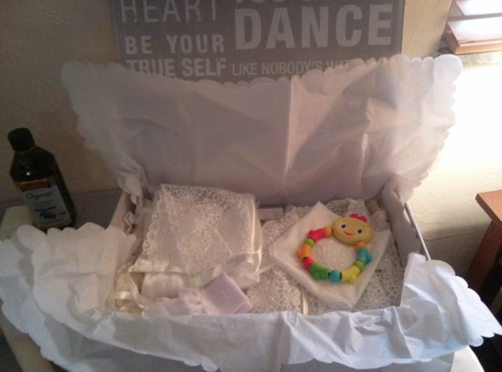 Christening box